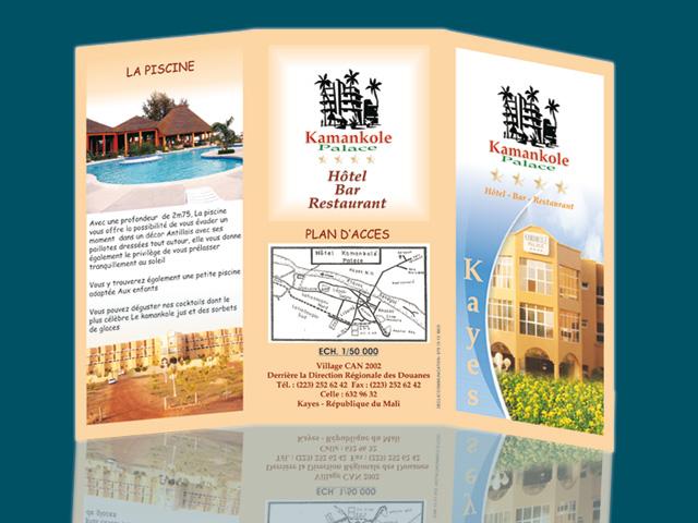 exemple de brochure